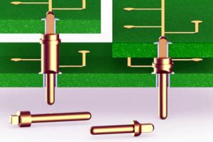 Pines para PCB de ajuste a presión
