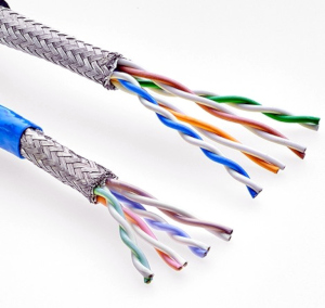Cables de Cat 5e para entornos adversos