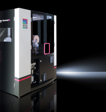 Máquina ensambladora automática de cables