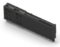 Conectores de alimentación card edge