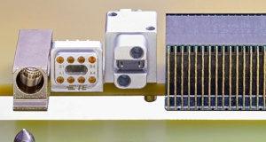 Contacto coaxial nano miniaturizado