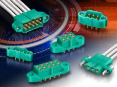 Conexiones de potencia con paso de 3 mm
