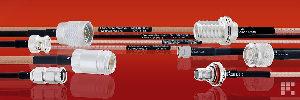 Ensamblajes de cable RF MIL-DTL-17