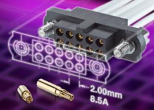 Conectores de paso estrecho