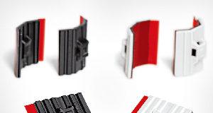 Soportes autoadhesivos de sujeción para cables