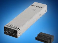 Conectores OSFP de 400 GbE