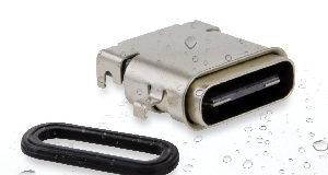 Conectores USB con clasificación IP67