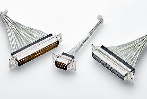 Conectores D-subminiatura de acero inoxidable