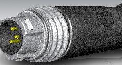 Conectores push-pull M12