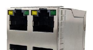 Tomas modulares RJ45 protegidas