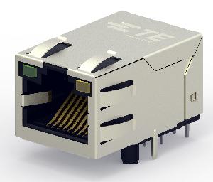 Conectores RJ45 Ethernet Industrial con elementos magnéticos y PoE