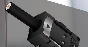 Conectores coaxiales de cable a placa