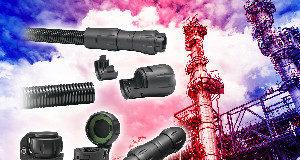 Conectores circulares IP67/IPX9K para entornos adversos