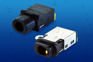 Conectores jack impermeables IP67