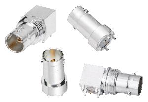 Conectores BNC hasta 12 GHz