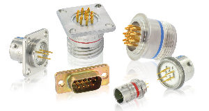 Conectores herméticos para aeronáutica