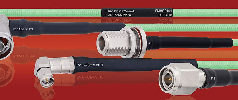 Ensamblajes de cables RF preacondicionados