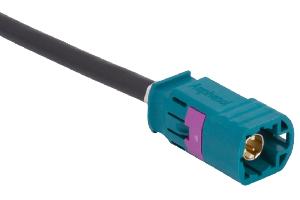 Ensamblajes de cables para datos de alta velocidad