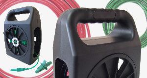 Carretes vacíos para cables a medida