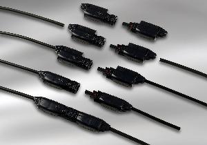 Conectores para paneles fotovoltaicos