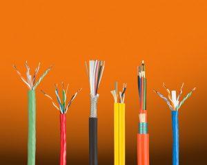 Sistema de cables PoE para proyectos a gran escala