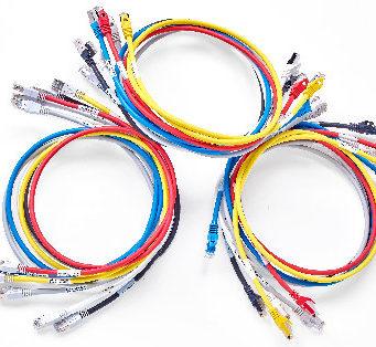 Conexiones para redes de área local