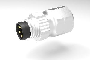 Conectores Ethernet con terminación robusta crimpada