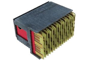 Conectores placa a placa de alta velocidad