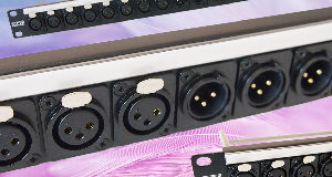 Panel pre-ensamblado de conectores para rack