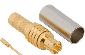 Conectores RF para sistemas 4K UHD