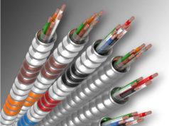 Cables con blindaje de aluminio