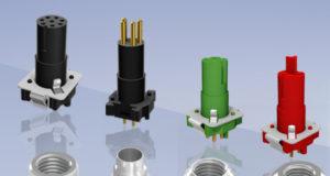 Conectores para procesos de producción automática