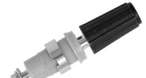 Con un aislamiento de termoplástico y un cuerpo de latón resistente a la corrosión, estos conectores tipo banana hembra cuentan también con una versión chapada en oro para las aplicaciones que así lo requieran.