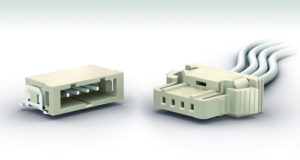 Conectores de cable a placa