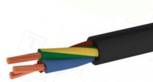 Cables con cubierta de goma H05RR-F