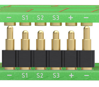 Conectores spring-loaded FMBL
