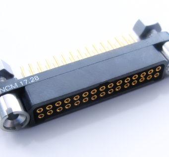 Acuerdo de segunda fuente para el conector rectangular EMM