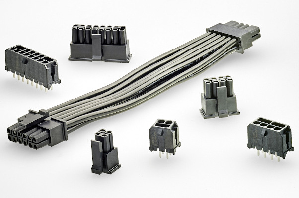Cables y conectores cable a placa para alimentación