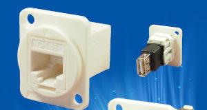 Conectores FeedThrough para equipos de diagnóstico y tratamiento médico