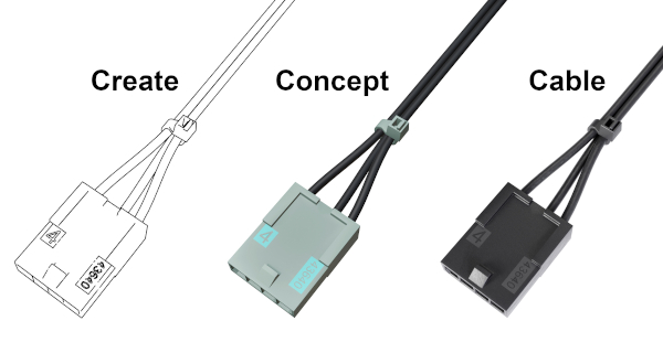 Mazos de cables personalizados