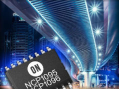 controlador de interfaz PoE-PD NCP1096 de ON Semiconductor para IEEE 802.3bt