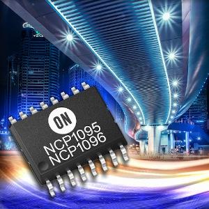controlador de interfaz PoE-PD NCP1096 de ON Semiconductor para IEEE 802.3bt
