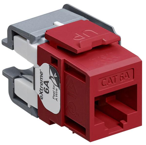 Cubiertas de protección para conectores Cat 6A / Clase EA