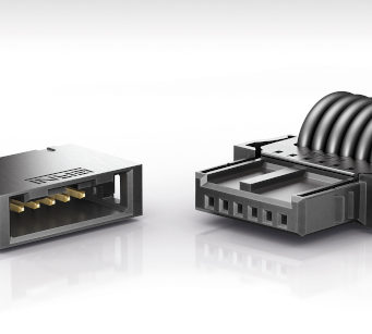 Conectores para automoción de cable a placa