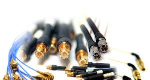 Ensamblajes de cables para RF y microondas