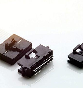 Conexión de cable plano flexible a PCB
