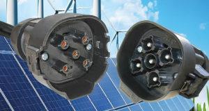 Solución de interconexión para paneles solares