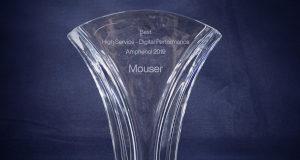 Premio global al comercio electrónico de Amphenol