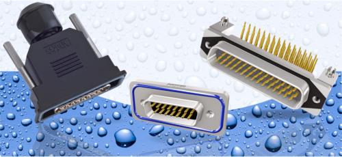Sistemas de conexión D-SUB IP67 para entornos adversos