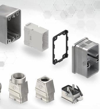 Cubiertas de aluminio para módulos de un solo tamaño
